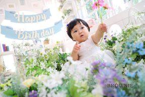 ミズハちゃん 1歳のお誕生日