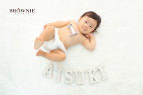アツキ君 1歳のお誕生日