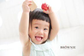 サナちゃん 1歳お誕生日